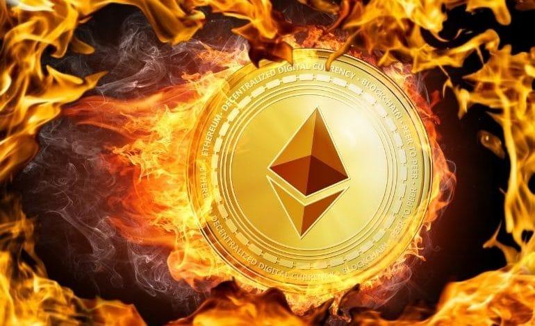 Ethereum Burns Over $230 Million in 17 Days